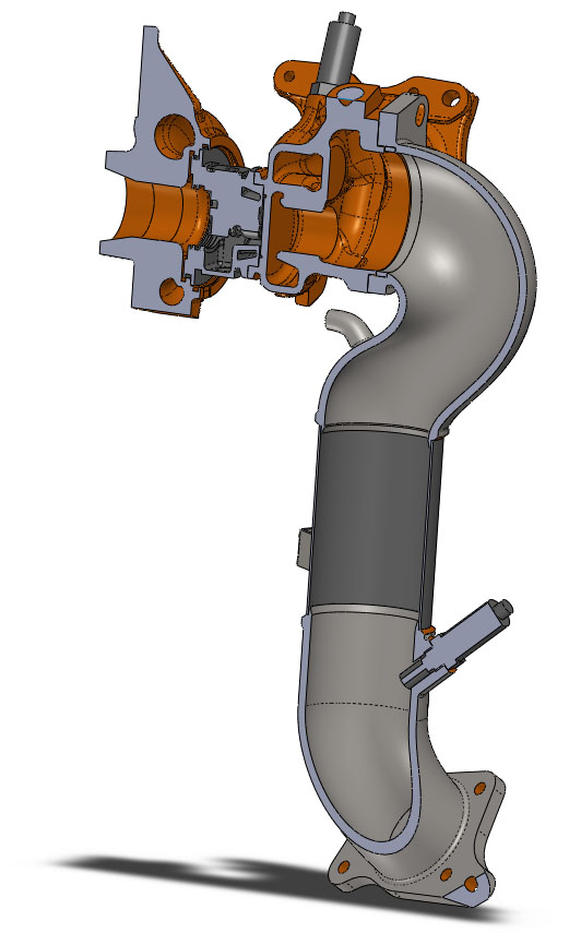 cad-drawing-of-w1-turbo-and-race-downpipe-for-l15