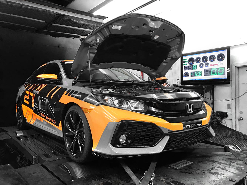 27won-honda-civic-on-dyno