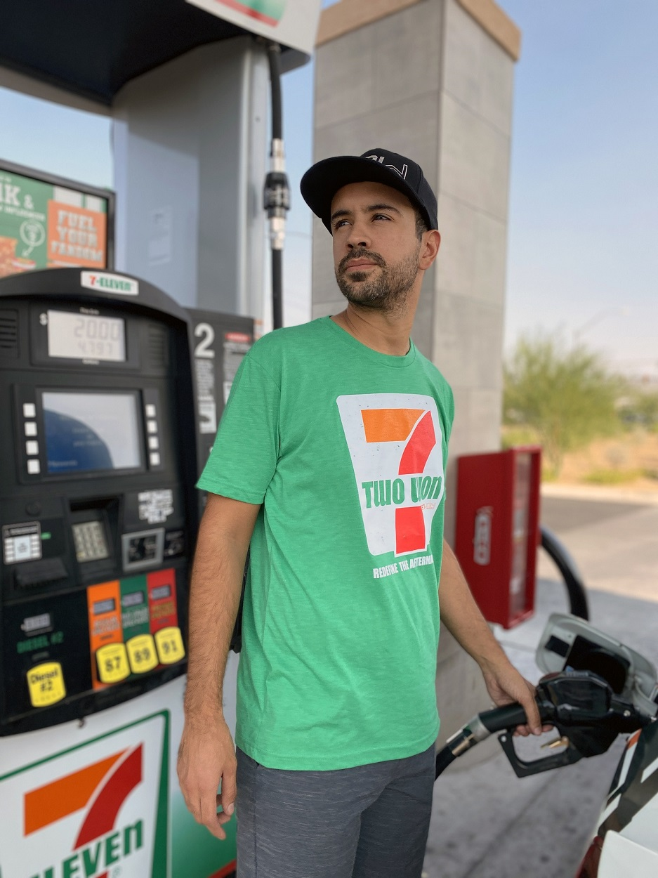 Pump your gas in style while wearing your new limited edition shirt