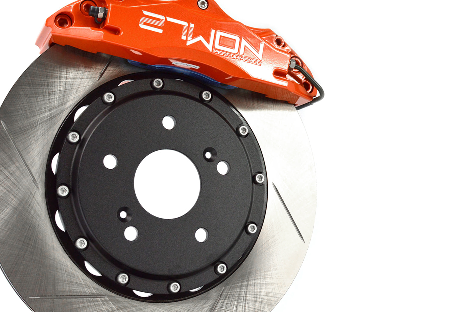 This Big Brake Kit is going to look SOOO good on your Civic 2016+